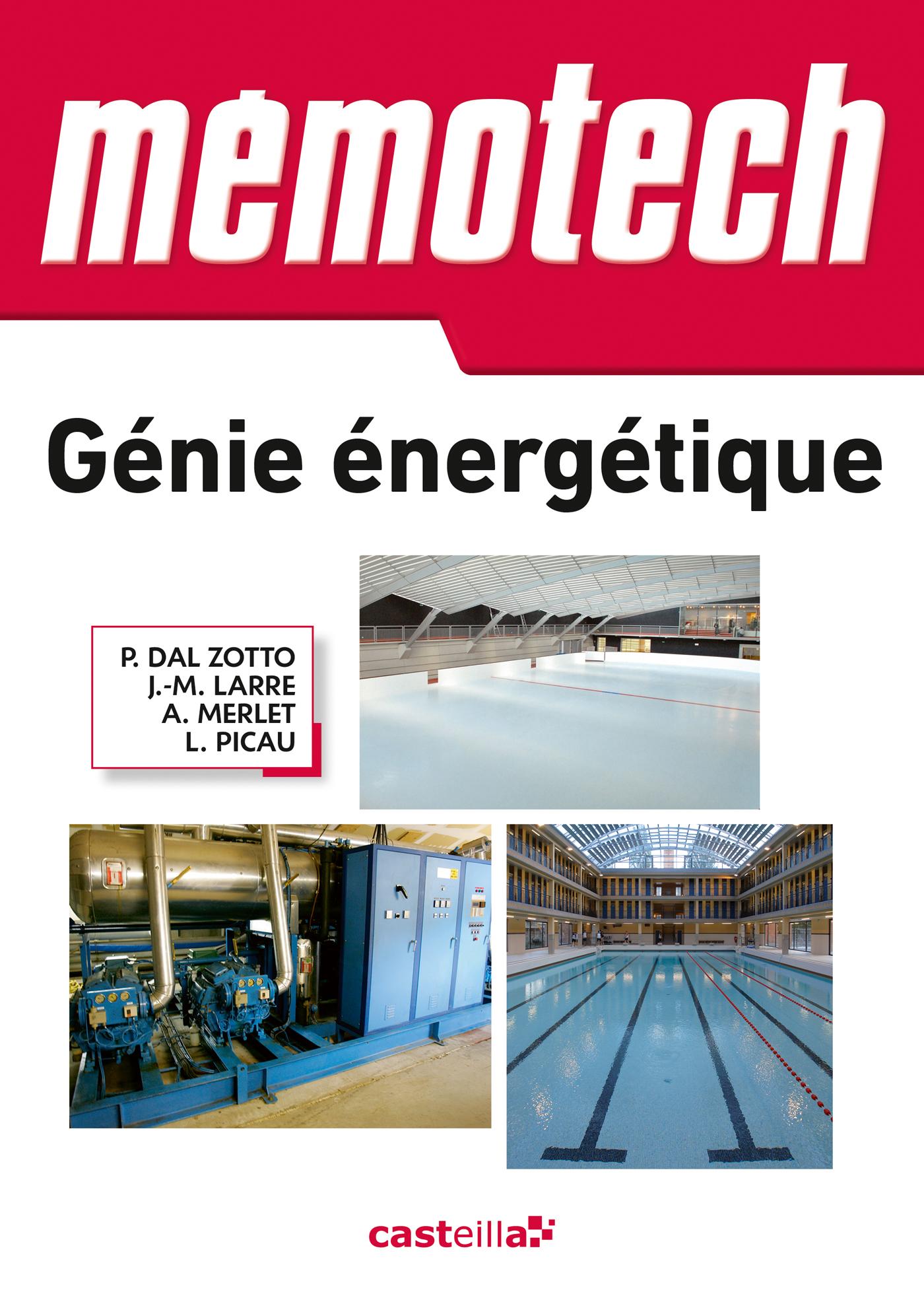 PDF GÉNIE GRATUIT TÉLÉCHARGER MÉMOTECH ÉNERGÉTIQUE
