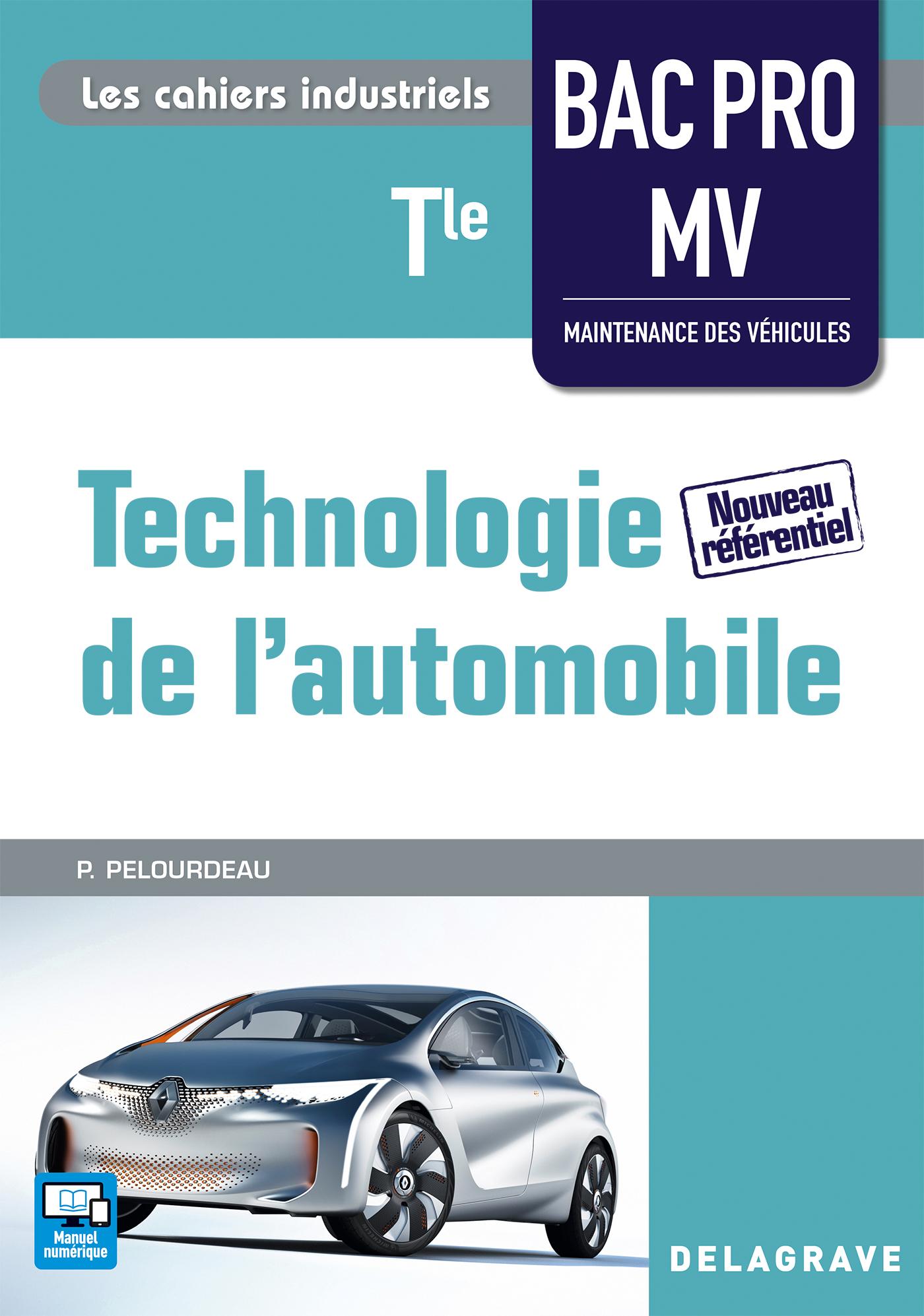 Technologie de l 39 automobile tle bac pro mv 2016 for Technologie cuisine bac pro