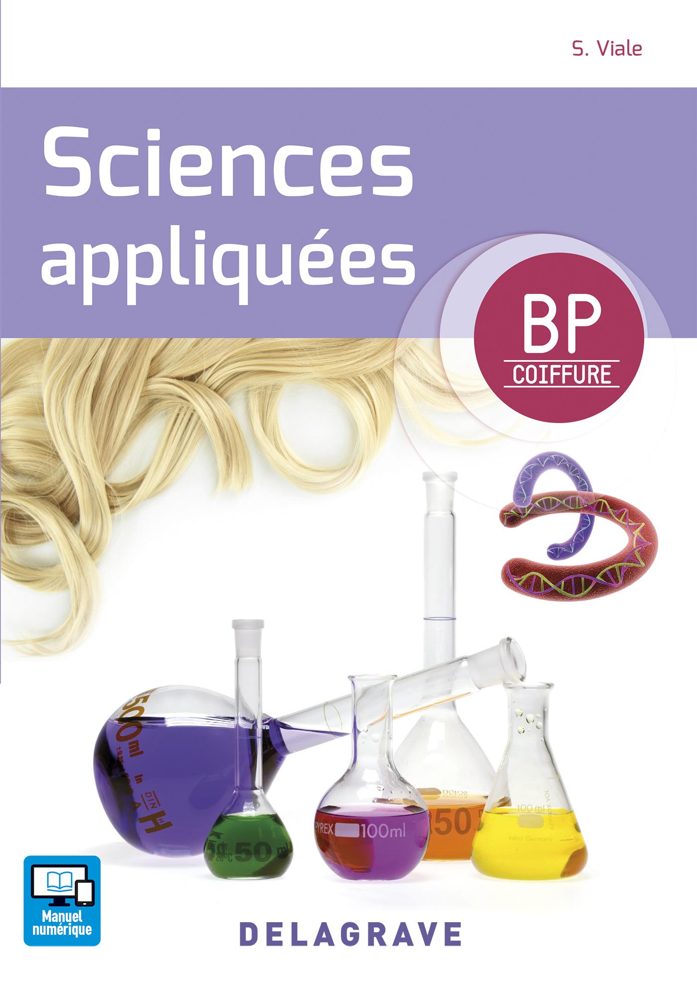 Sciences appliqu es bp coiffure 2016 manuel l ve for Sciences appliquees cap cuisine