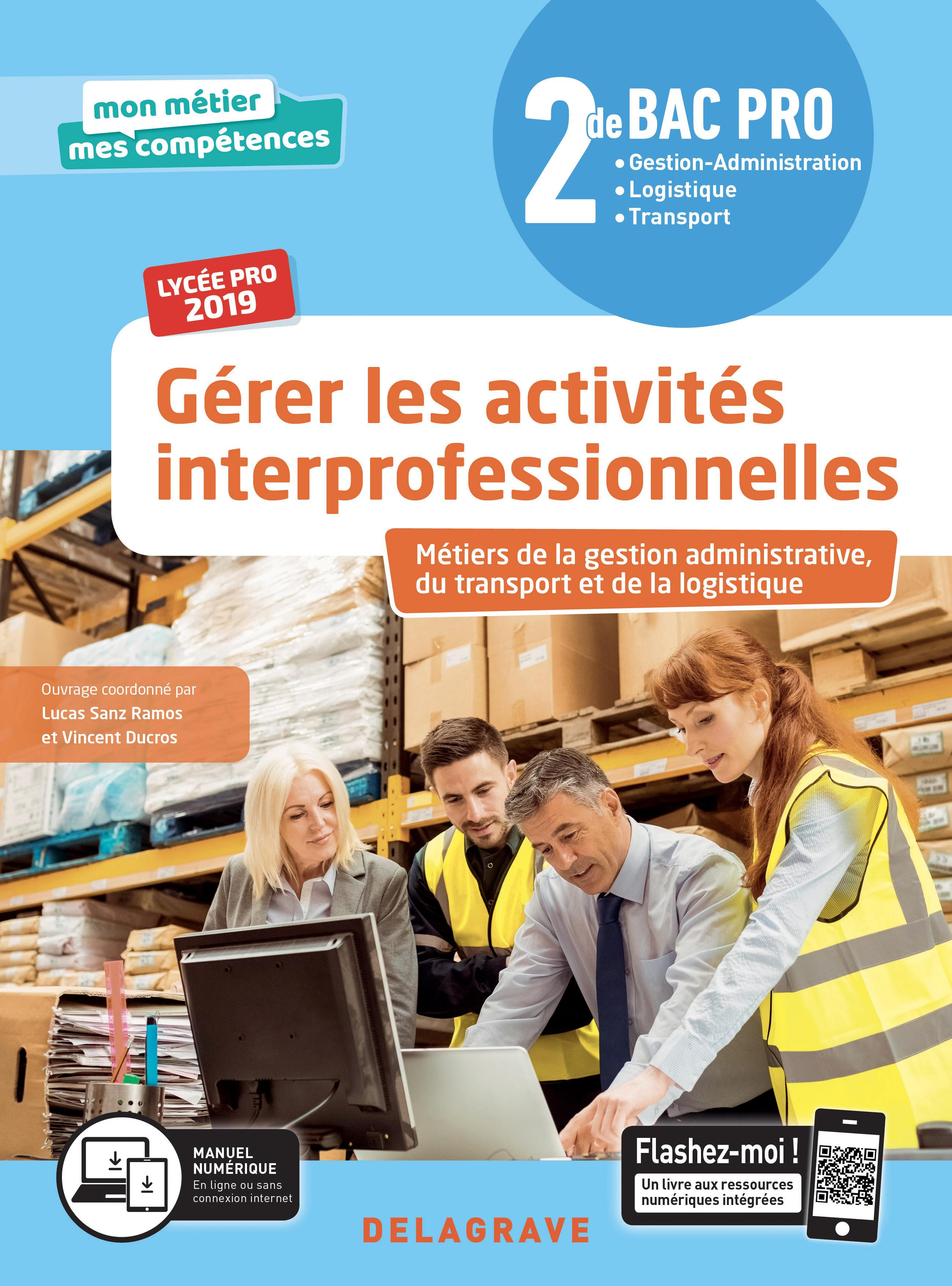 G rer les activit s interprofessionnelles 2de bac pro - Fiche bilan de competences bac pro cuisine ...