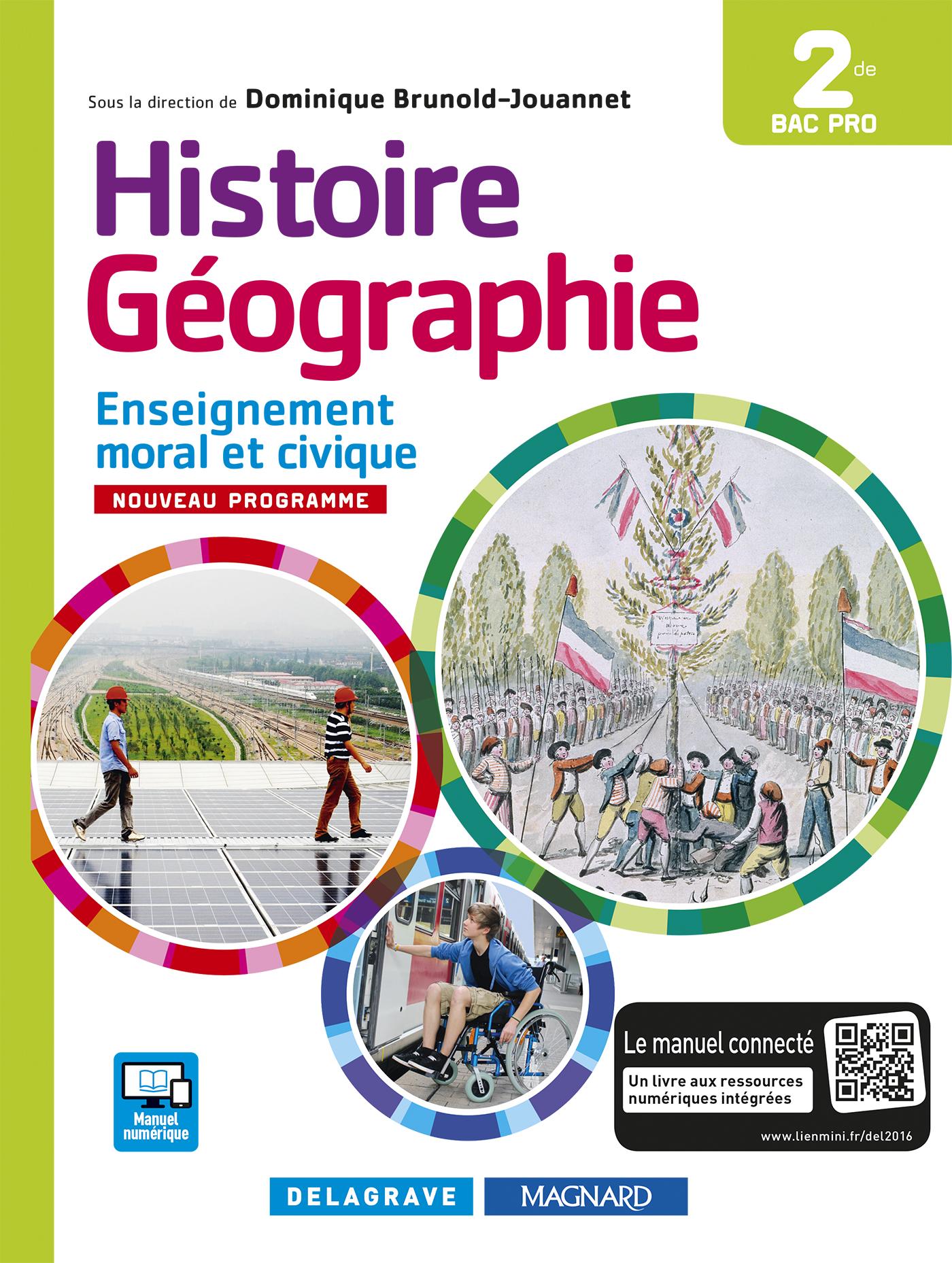 Histoire Geographie Enseignement Moral Et Civique Emc 2de