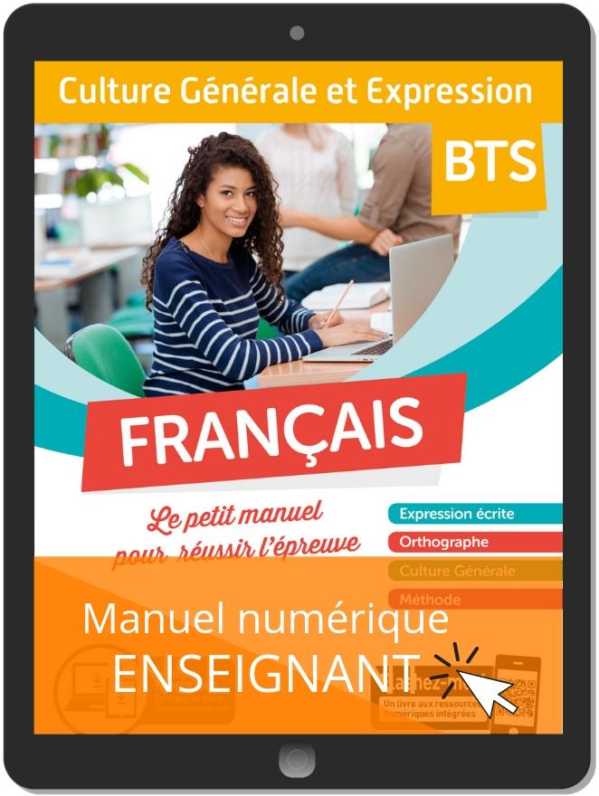 Francais Culture Generale Et Expression 2019 Manuel