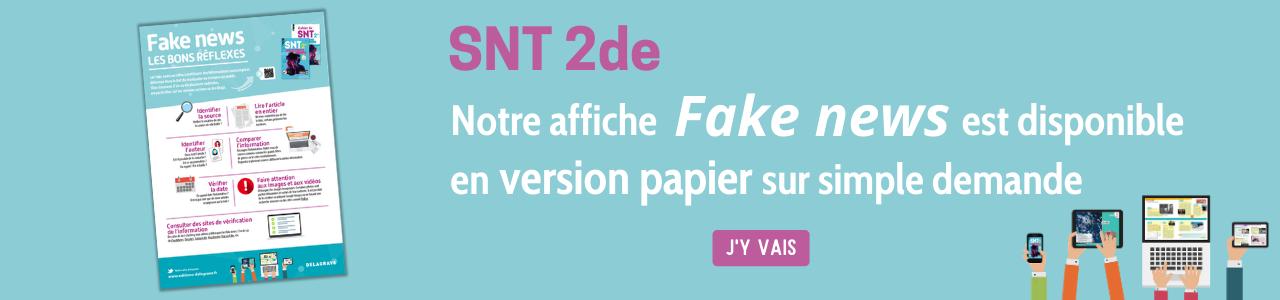 Bandeau 2020 - Fake news lycée