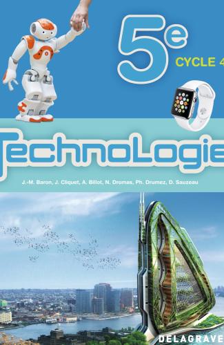 Bimanuel Technologie 5e (2017) - Manuel élève