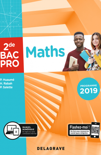 Maths 2de Bac Pro (2019) - Pochette élève
