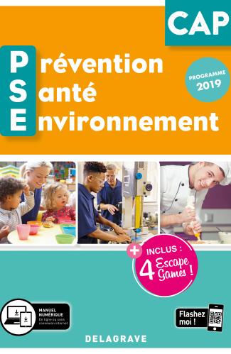 Prévention Santé Environnement (PSE) CAP (2020) - Pochette élève