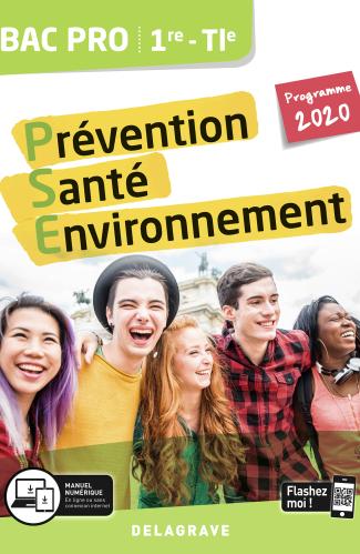 Prévention Santé Environnement (PSE) 1re, Tle Bac Pro (2020) - Pochette élève
