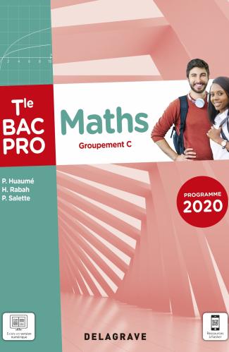 Maths - Groupement C - Tle Bac Pro (2021) - Pochette élève