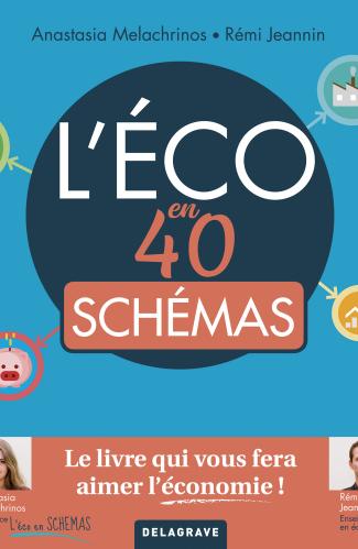 L'Éco en 40 schémas (2018) - Ouvrage de référence