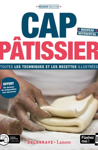 CAP Pâtissier (2020) - Manuel élève