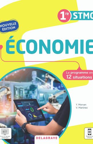 Économie 1re STMG (2021) - Pochette élève