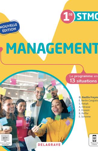 Management 1re STMG (2021) - Pochette élève