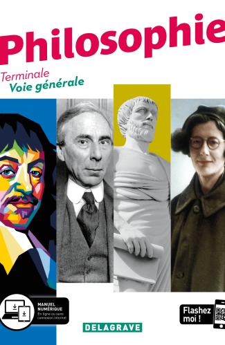 Philosophie Terminale Voie Générale (2020) - Manuel élève