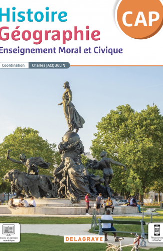 Histoire Géographie EMC CAP (2021) - Pochette élève