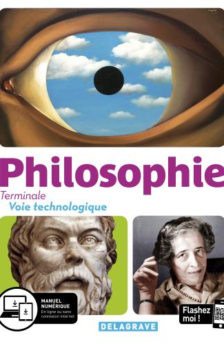 Philosophie Terminale Voie Technologique (2020) - Manuel élève