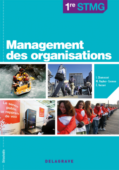 Management des organisations 1re STMG - Pochette élève