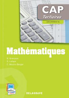 Mathématiques CAP - Groupement C (2013) - Pochette élève