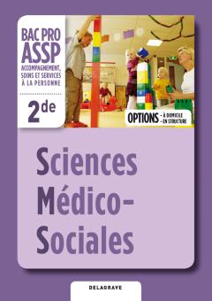 Sciences Médico-Sociales (SMS) 2de Bac Pro ASSP (2012) - Pochette élève