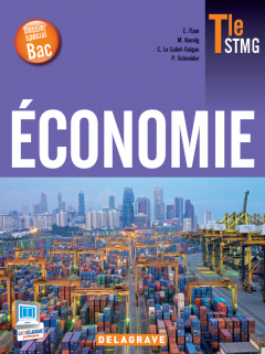 Economie Tle STMG (2013) - Manuel élève
