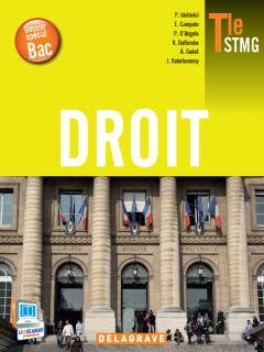Droit Tle STMG (2013) - Manuel élève