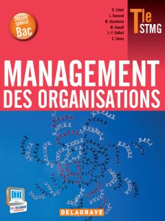 Management des organisations Tle STMG (2013) - Manuel élève