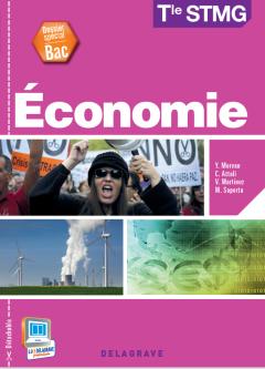 Economie Tle STMG - Pochette élève