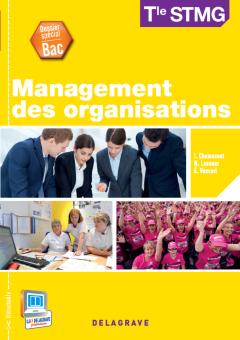 Management des organisations Tle STMG (2013) - Pochette élève
