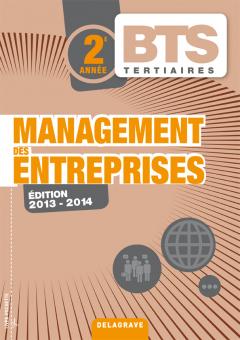 Management des entreprises 2e année BTS - Pochette élève
