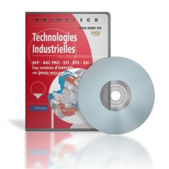 Technologies industrielles : les centres d'intérêts en génie mécanique - DVD-Rom PC