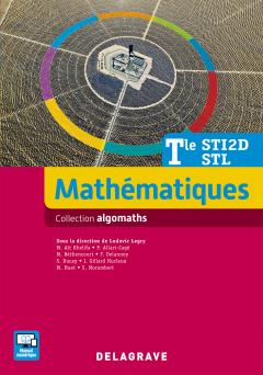 Mathématiques Tle STI2D/STL (2016) - Manuel élève