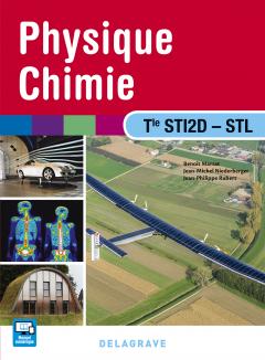Physique chimie Tle STI2DL/STL (2016) - Manuel élève