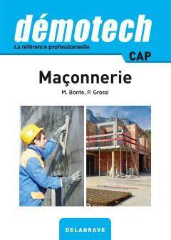 Démotech Maçonnerie CAP (2016) - Référence