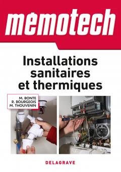 Mémotech Installations sanitaires et thermiques (2016)