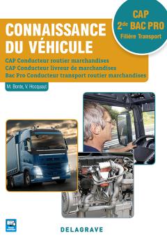 Connaissance du véhicule CAP et 2de Bac Pro (2017) - Pochette élève
