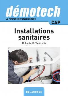 Démotech Installations sanitaires CAP (2017) - Référence