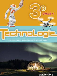 Bimanuel Technologie 3e (2017) - Manuel élève