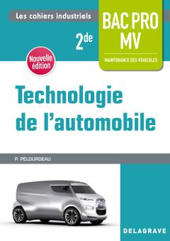 Technologie de l'automobile 2de Bac Pro MV (2018) - Pochette élève