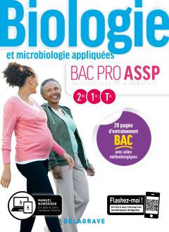 Biologie et microbiologie appliquées 2de, 1re, Tle Bac Pro ASSP (2019) - Pochette élève