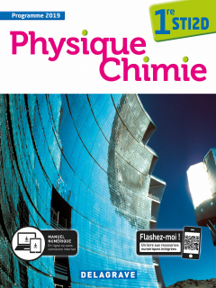 Physique - Chimie 1re STI2D (2019) - Manuel élève