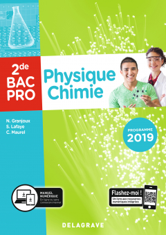 Physique - Chimie 2de Bac Pro (2019) - Pochette élève