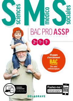 Sciences Médico-Sociales (SMS) 2de, 1re, Tle Bac Pro ASSP (2019) - Pochette élève