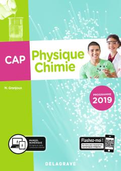 Physique - Chimie CAP (2019) - Pochette élève