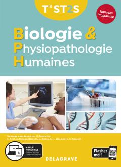 Biologie et physiopathologie humaines Tle ST2S (2020) - Manuel élève