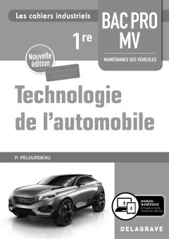 Technologie de l'automobile 1re Bac Pro MV (2020) - Pochette - Livre du professeur