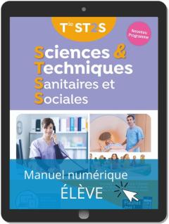 Sciences et Techniques Sanitaires et Sociales Tle ST2S (2020) - Manuel numérique élève