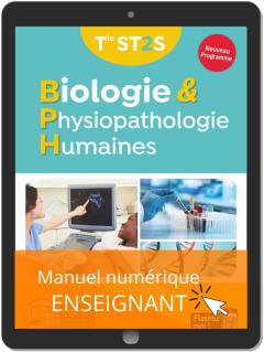 Biologie et Physiopathologie humaines Tle ST2S (2020) Manuel - Manuel numérique enseignant