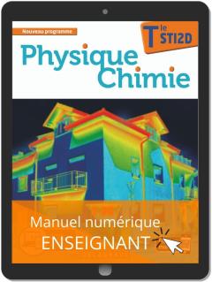 Physique - Chimie Tle STI2D (2020) - Manuel numérique enseignant