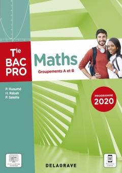 Maths - Groupements A et B - Tle Bac Pro (2021) - Pochette élève