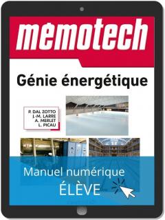 Mémotech Génie énergétique (2014) - Manuel numérique élève