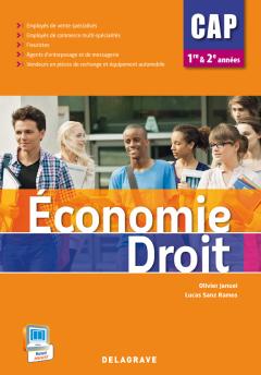 Economie-Droit CAP (2014) - Pochette élève